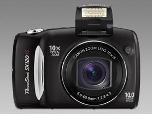 Canon PowerShot SX120 Digitalkamera (Foto: Canon)