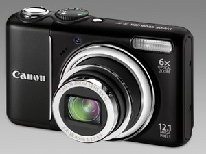 Canon Powershot A2100 IS Digitalkamera (Foto: Canon)