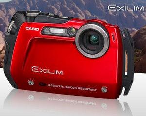 Digitalkamera CASIO EXILIM G EX-G1 (Foto: Casio)