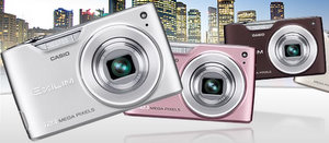 Digitalkamera CASIO EXILIM Zoom EX-Z450  (Foto: Casio)