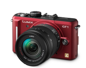 DSLR-Ersatz: Panasonic Lumix GF 1 Digitalkamera