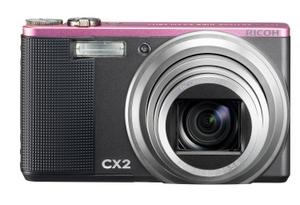 Vorzüglich: Ricoh CX 2 Digitalkamera
