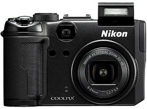 nikon coolpix p 6000 digitalkamera (Foto: Nikon)