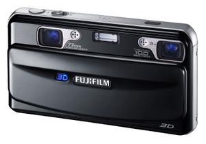 Fujifilm REAL_3D_Digitalkamera (Foto: Fujifilm)