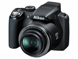 Nikon Coolpix P90_digitalkamera (Foto: Nikon)
