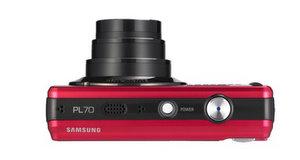 Samsung PL70 Digitalkamera (Foto: Samsung)