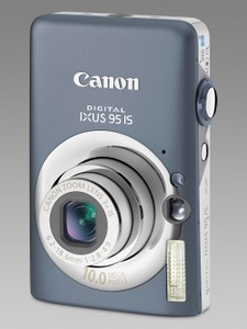 Canon Digital IXUS 95 IS Digitalkamera (Foto: Canon)