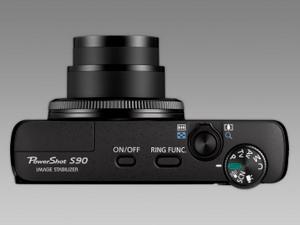 Canon PowerShot S90 Digitalkamera (Foto: Canon)