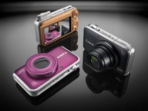 Canon PowerShot SX210 IS Digitalkamera (Foto: Canon)