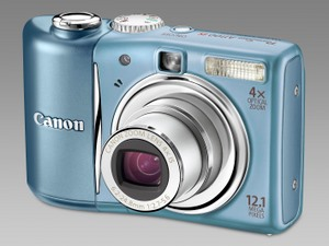 Canon Powershot A1100 IS Digitalkamera (Foto: Canon)