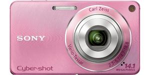 Sony Cybershot DSC W350 Digitalkamera (Foto: Sony)