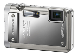 Kann mehr ab: Olympus mju tough 8010 Digitalkamera