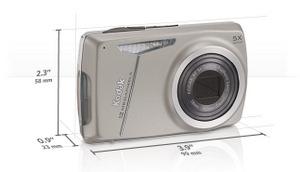 Kodak M 550 Digitalkamera (Foto: Kodak)