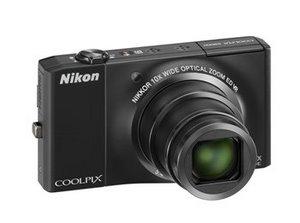 Nikon Coolpix S8000 Digitalkamera (Foto: Nikon)