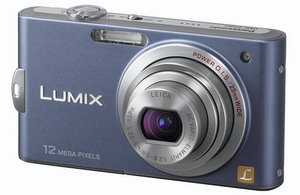 Panasonic Lumix DMC FX 60 Digitalkamera (Foto: Panasonic)