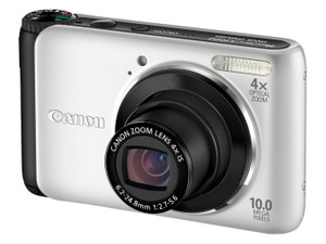 Canon PowerShot A3000 IS (Foto: Canon)