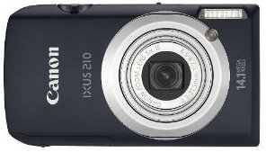 Canon Ixus 210 IS (Foto: Amazon)