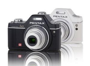 Pentax Optio I-10 Digitalkamera (Foto: Pentax)