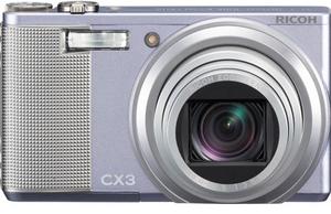 Ricoh CX 3 Digitalkamera (Foto: Ricoh)