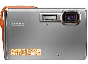 Günstige wasserdichte Digitalkameras im Vergleich mit der Rollei X-8 Sports wasserdichte Digitalkamera