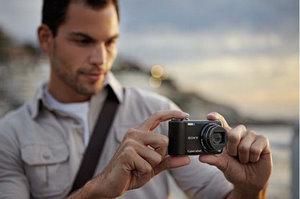 Sony Cybershot DSC-HX5V Digitalkamera (Foto: Sony)