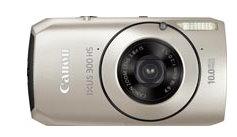 Canon IXUS 300 HS IXUS Digitalkamera (Foto: Canon)