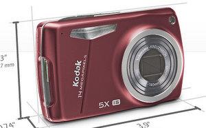 KODAK EASYSHARE M575 Digitalkamera (Foto: Kodak)