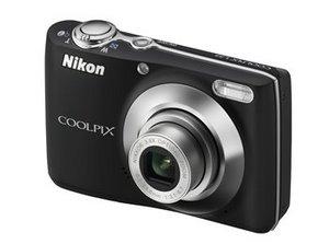Nikon Coolpix L22 Digitalkamera (Foto: Nikon)