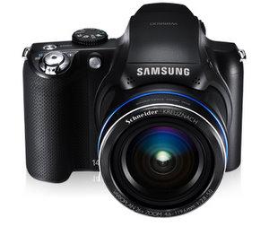 Samsung WB 5500 Digitalkamera (Foto: Samsung)