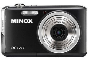 Minox DC 1211 Digitalkamera