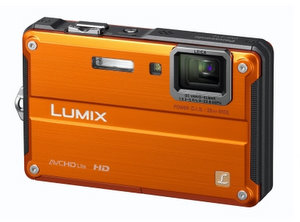 Panasonic DMC-FT2 wasserdichte Digitalkamera (Foto: Panasonic)