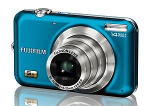Fujifilm Finepix JX280 Digitalkamera (Foto: Fujifilm)