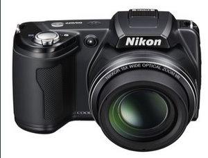 Nikon Coolpix L110 Digitalkamera (Foto: Nikon)