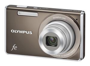 Olympus FE 5030 Digitalkamera (Foto: Olympus)