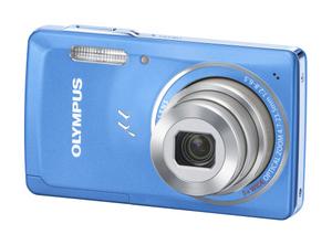 Olympus Mju 5010 Digitalkamera (Foto: Olympus)