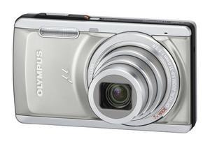 7fach Zoom: Olympus Mju 7040 Digitalkamera