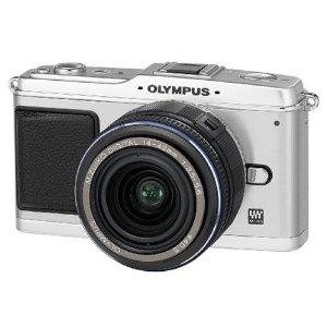 Olympus PEN E-P1: Retro-Kamera mit neuer Technik