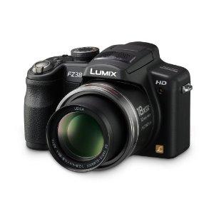 Flotter Feger mit Leica-Zoom: Panasonic Lumix DMC-FZ38