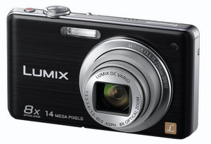 Panasonic Lumix DMC-FS 33 Digitalkamera (Foto: Panasonic)