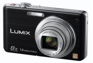 Panasonic Lumix DMC-FS 33 Digitalkamera (Foto: Panasonic)