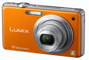 Panasonic Lumix DMC-FS10 Digitalkamera (Foto: Panasonic)