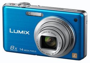 Panasonic Lumix DMC-FS30 Digitalkamera (Foto: Panasonic)