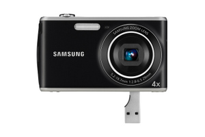 Samsung PL90 Digitalkamera (Foto: Samsung)