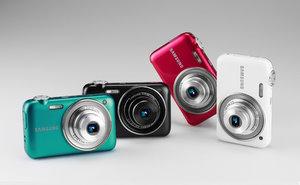 Samsung ST80 Digitalkamera (Foto: Samsung)