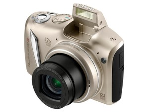 Canon Powershot SX130 IS Digitalkamera (Foto: Canon)