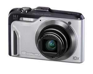 Günstig orientieren: Casio Exilim EX-H20G Digitalkamera