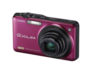 Casio Exilim EX-ZR10 Digitalkamera (Foto: Casio)