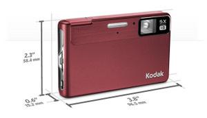 Kodak M590 Digitalkamera (Foto: Kodak)