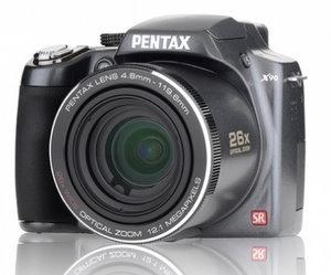 Pentax Optio X90 Digitalkamera (Foto: Pentax)
