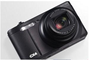 Ricoh CX4 Digitalkamera (Foto: Ricoh)